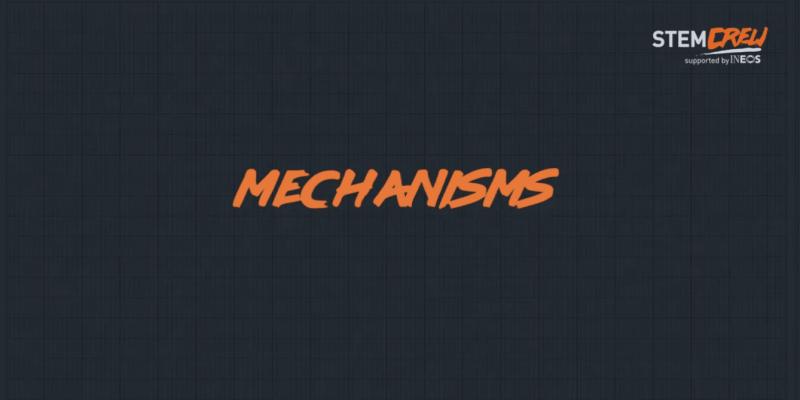 Mechanisms educational course for schools