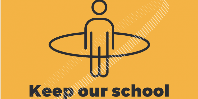 Keep our school infection free